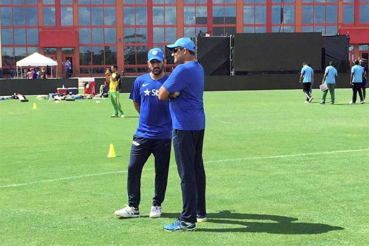 Cricket in America is a win-win, says Mahendra Singh Dhoni