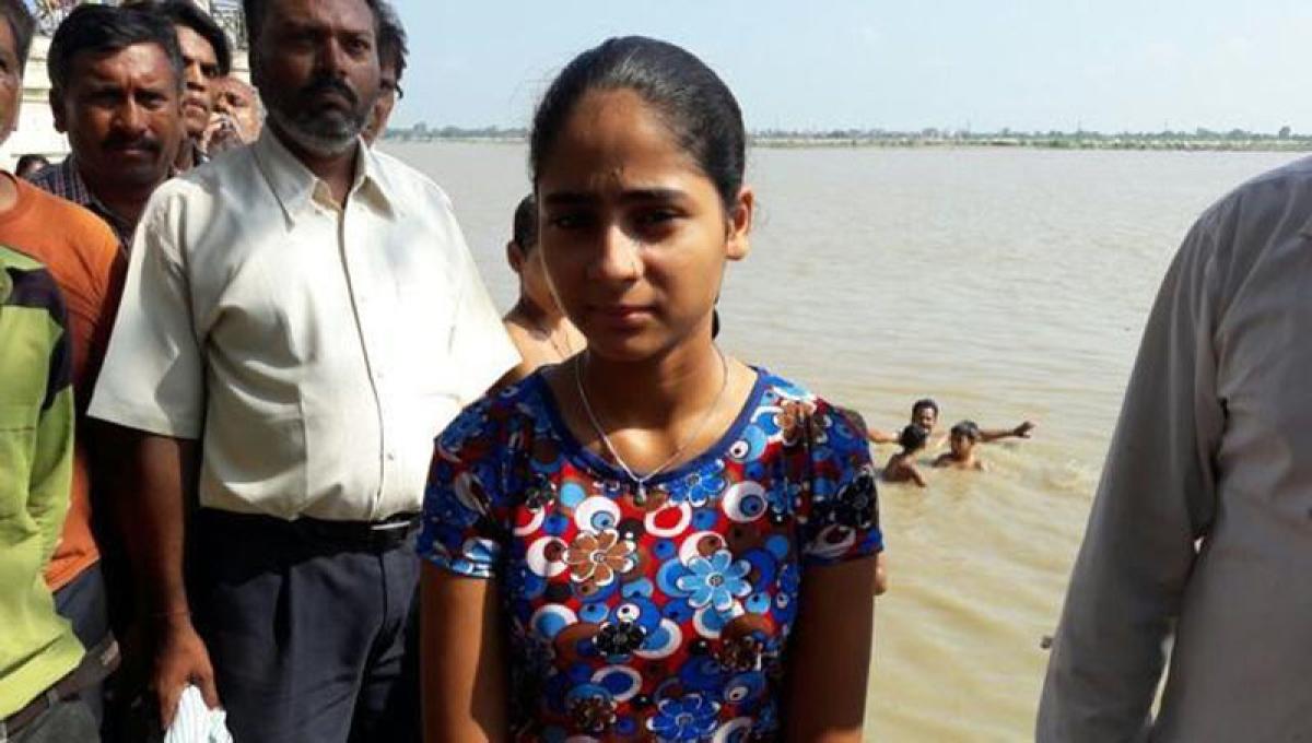 11-yr-old to swim 550 kms in Ganga