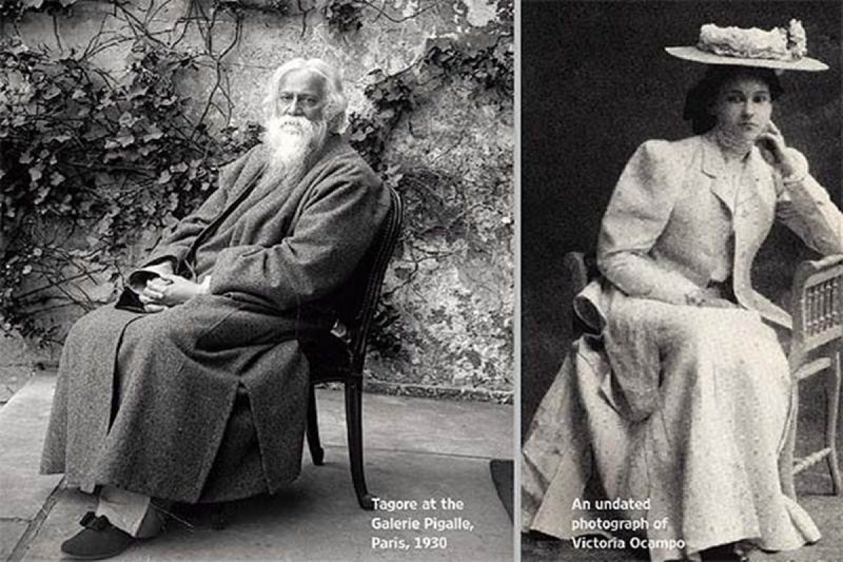 Rabindranath Tagore – The bard and his female muses