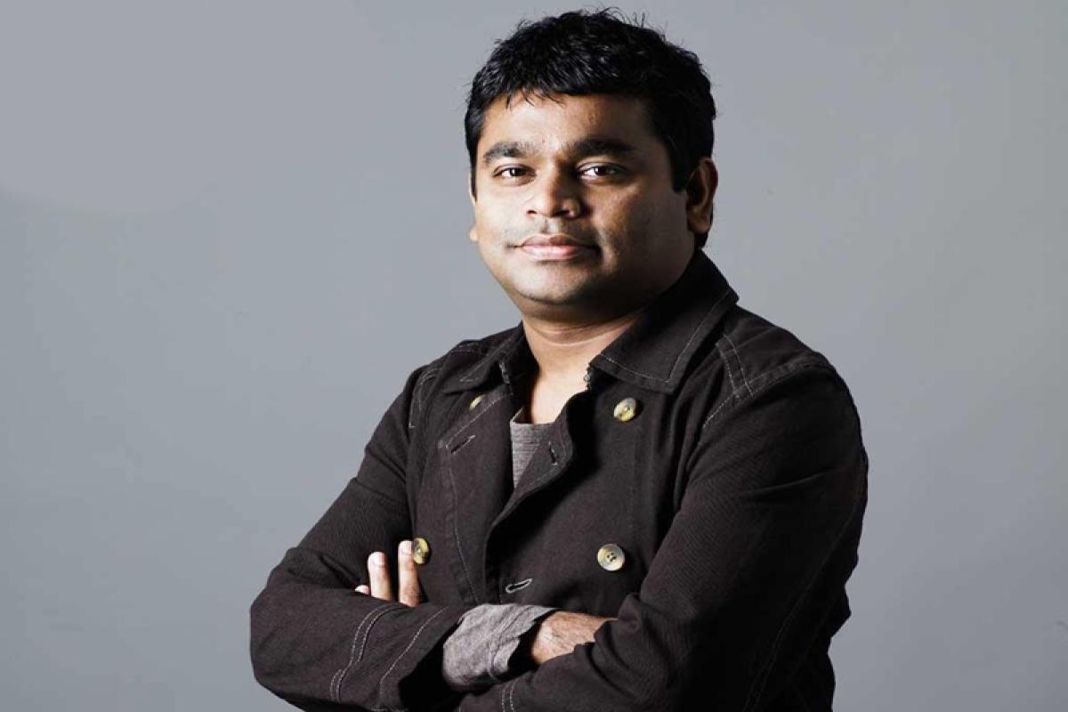 A.R. Rahman honoured with Tamil Ratna Award