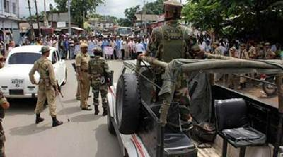 Police Battalion personnel killed in accidental firing in Assam