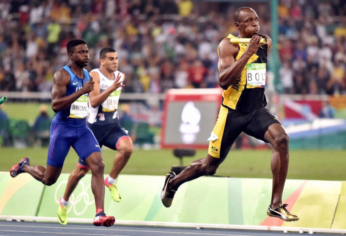 Usain Bolt To Immortality