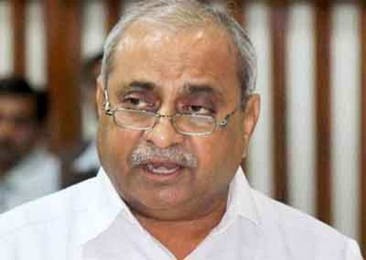 Nitin Patel frontrunner in race for Gujarat CM