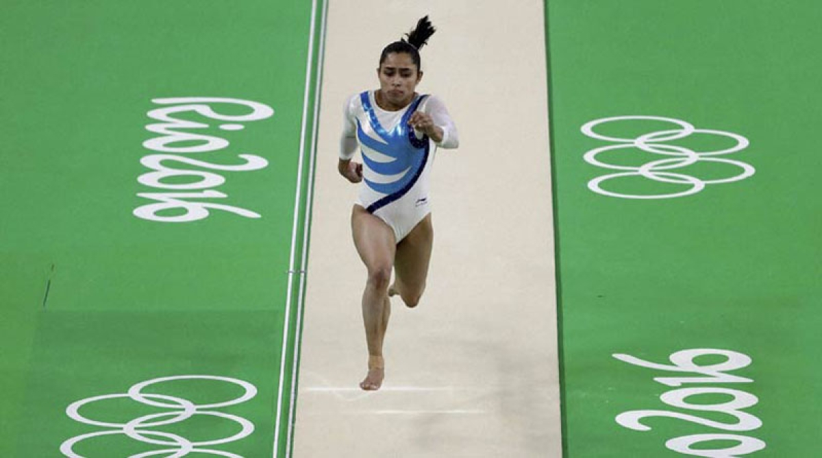 Gymnast Dipa Karmakar to be felicitated by the Tripura government on August 22.