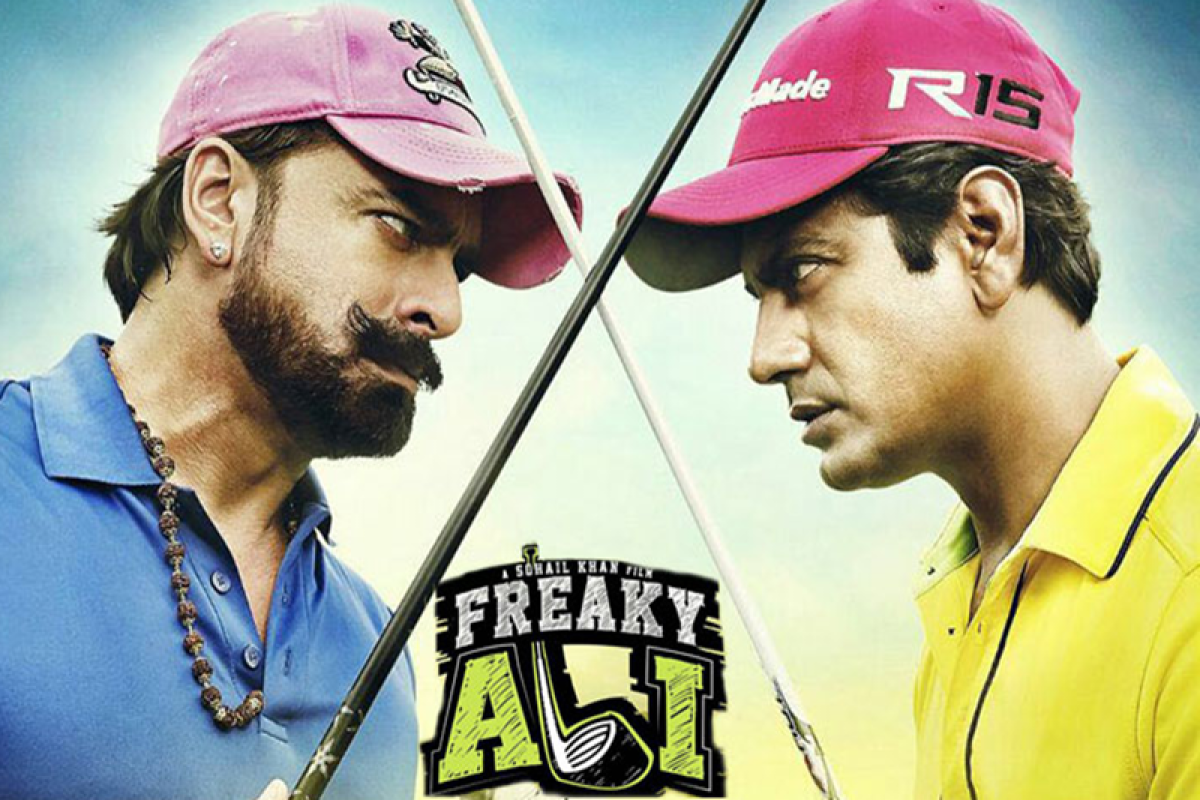 Freaky Ali: Yet another freak show!