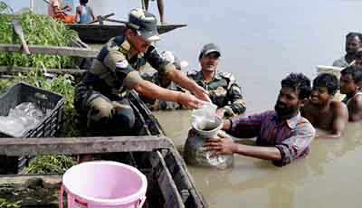 Rain fury continues: Death toll in Bihar floods touches 64