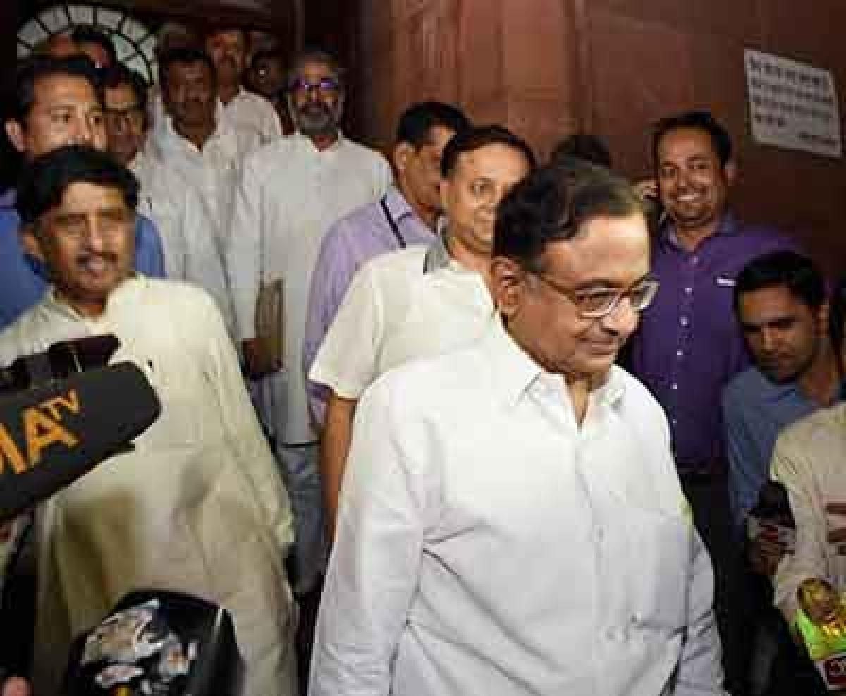 Centre suppressing Chidambaram's voice, unable to face criticism: Chhattisgarh CM