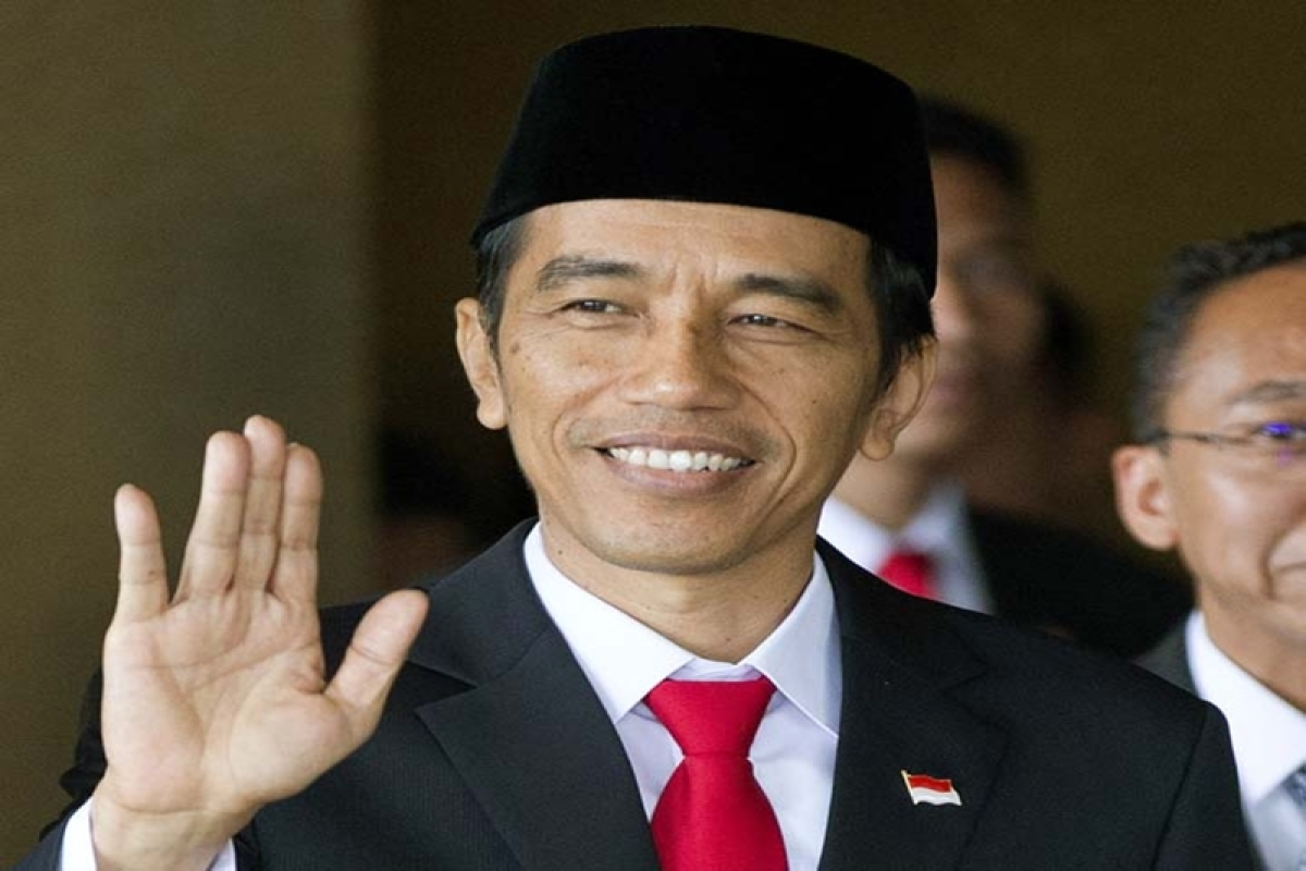 Indonesia president addresses nation before I-Day