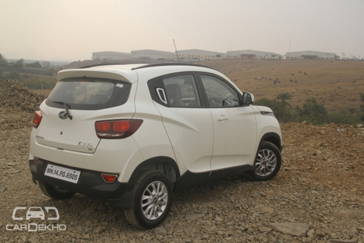 Petrol Engines To Be Offered Across Mahindra's Model Range By 2018