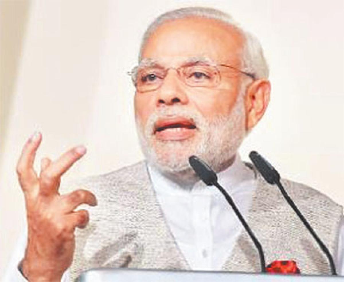 PM Modi asks states to act against fake 'gau rakshaks'
