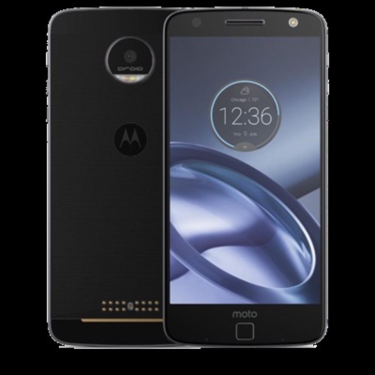 Motorola ZDroid – When Tech has got your back!