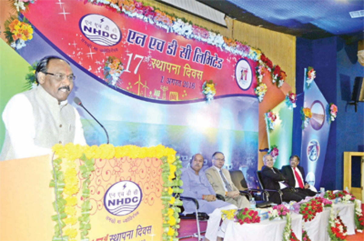 NHDC celebrates its 17th birthday at colourful function