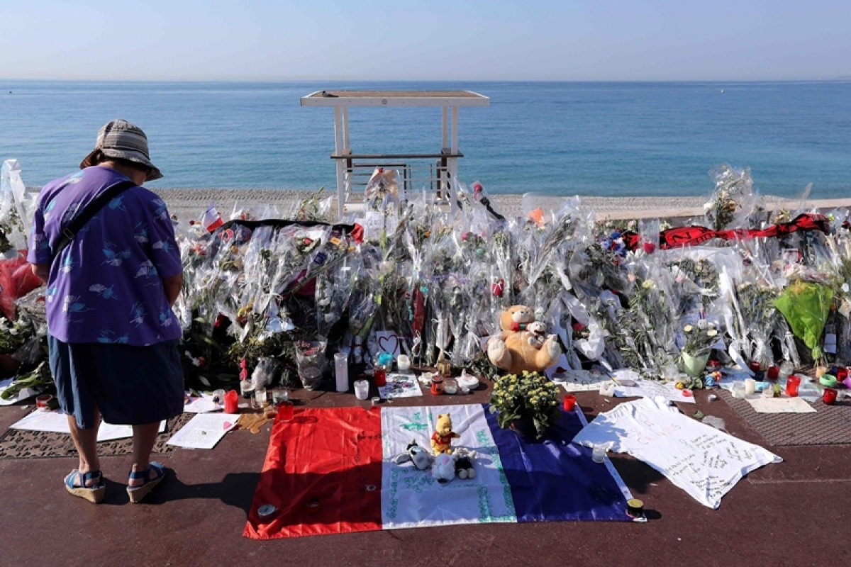 Man wounded in Nice attack dies, taking toll to 85