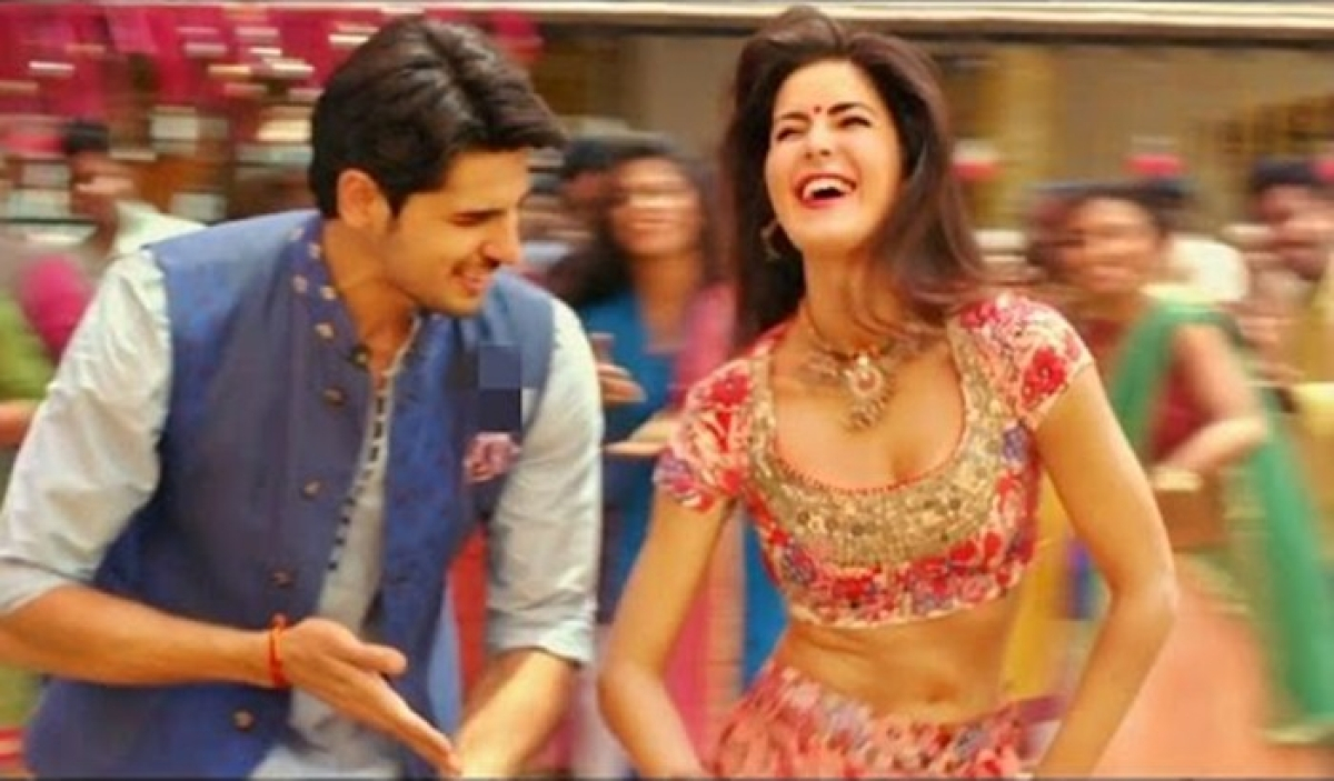 Watch 'Baar Baar Dekho' new songs 'Nachde Ne Saare'- Kat and Sid