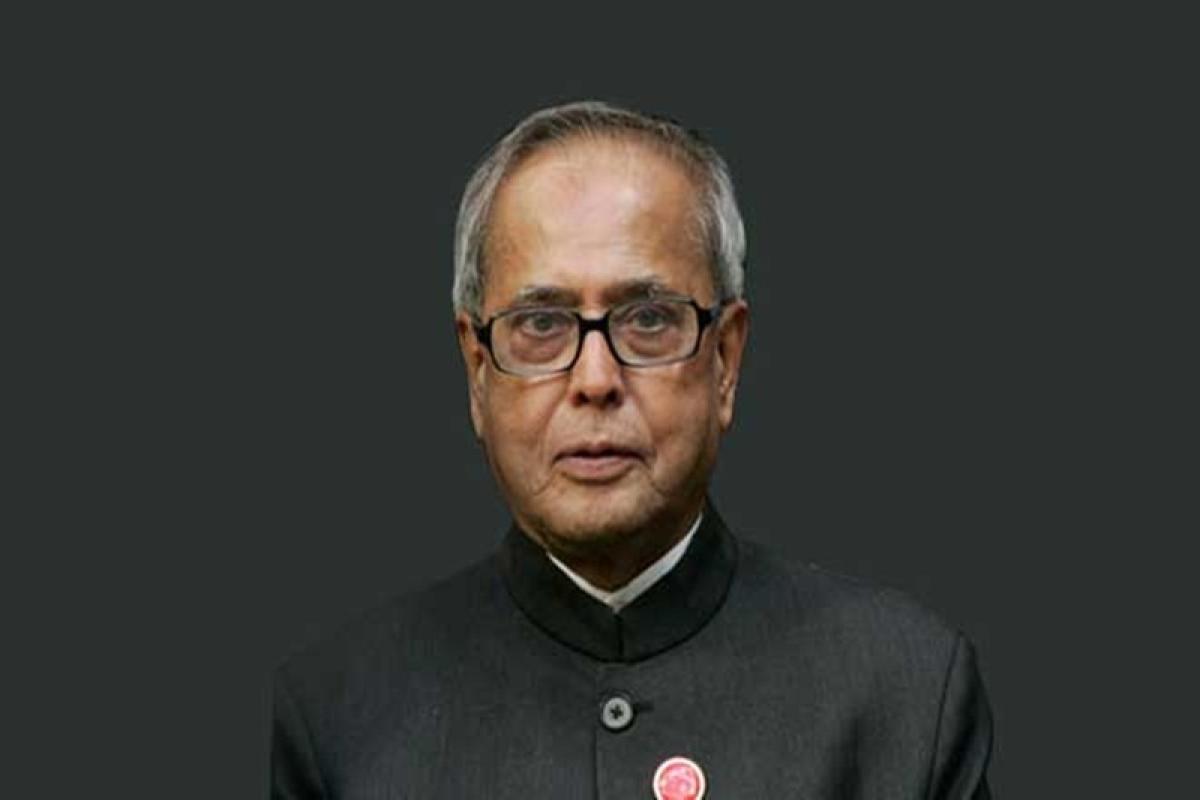 GST 'work in progress', hope rates will be rationalised further: Pranab Mukherjee