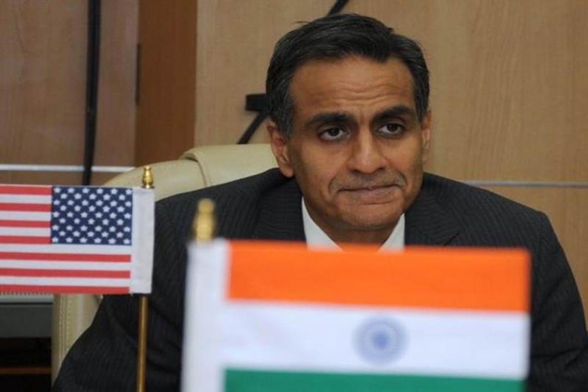 US Ambassador Richard R Verma visits Mumbai hospital