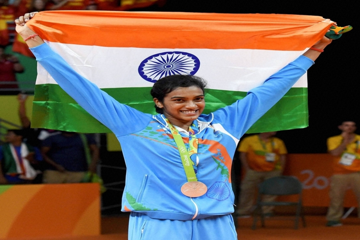 Really happy to win a silver, gave my heart out: Sindhu