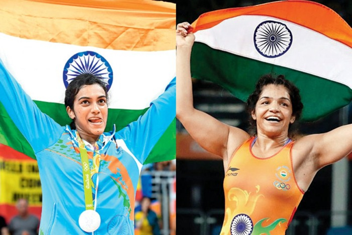 Sindhu, Sakshi dazzle as India end Rio Olympics campaign with two medals