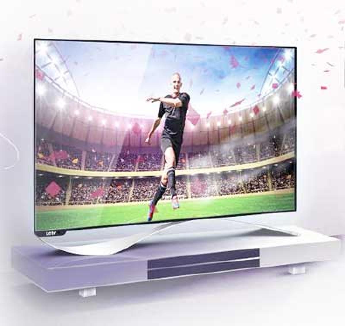 LeEco leads India into Ecosystem TV Era