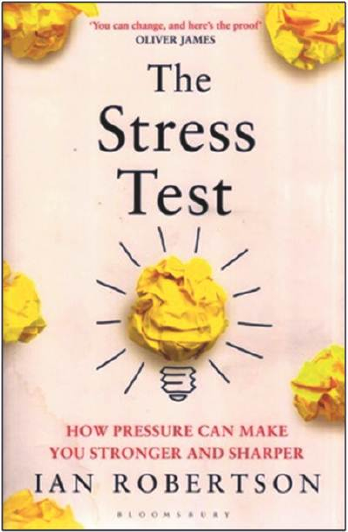 Mental Balance and Control: The Stress Test by Ian Robertson by Stanley Coutinho