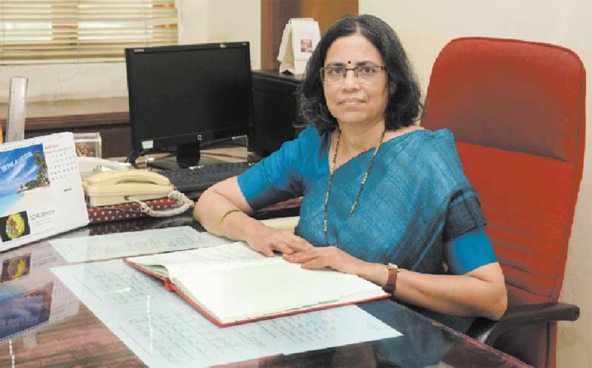 Keeping your word is important to build your credibility in the field – Dr. Urmila Joshi, Principal – Prin. K. M. Kundanani College of Pharmacy, Cuffe Parade