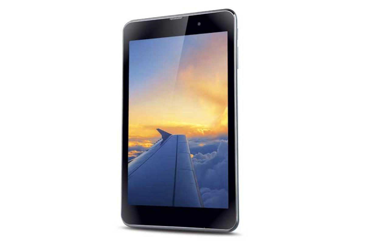 iBall Slide unveils 8 inch Tablet