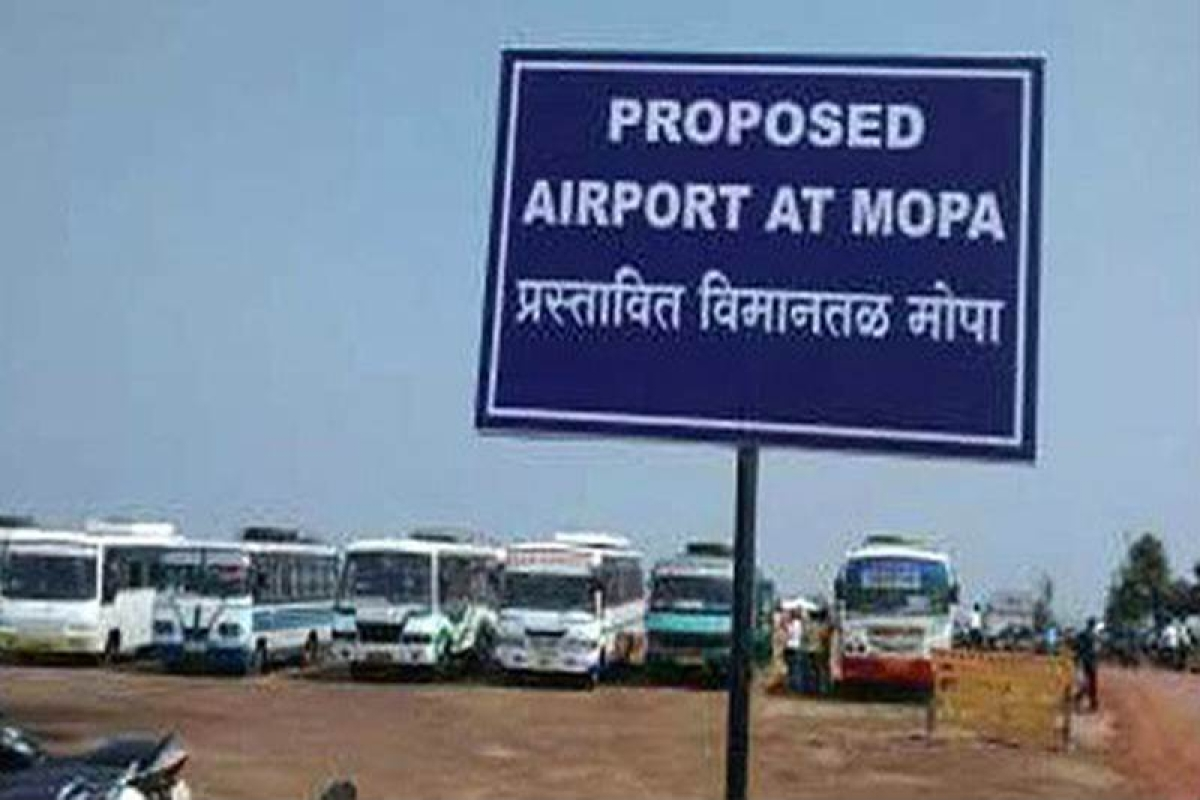 Naval air enclave proposed at Goa airport: CM