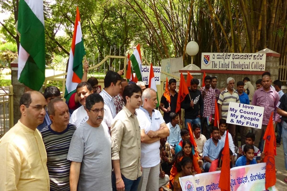 Amnesty Int'l India row: CPI (M) takes on ABVP for imposing 'Hindutva' views