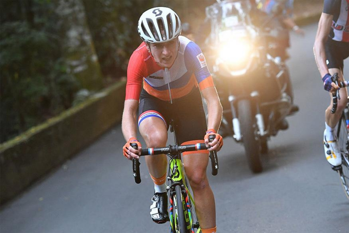 Dutch cyclist in intensive care after horror crash