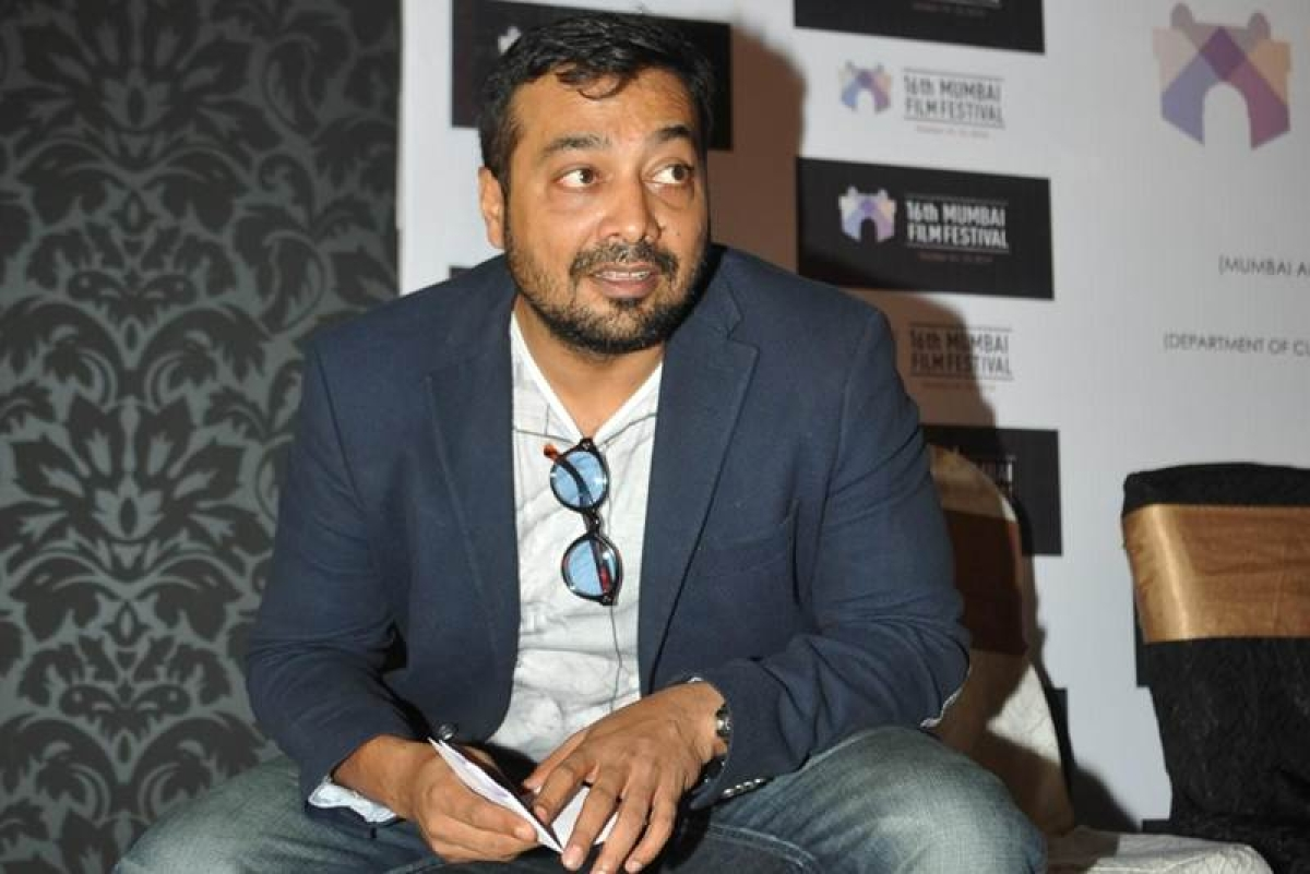 Anurag Kashyap to take a class on Censorship