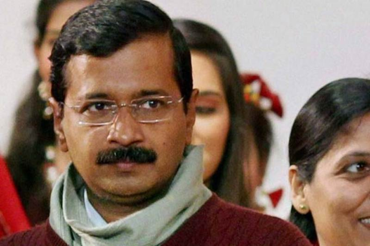 Arvind Kejriwal announces Rs 1 crore for exserviceman's family