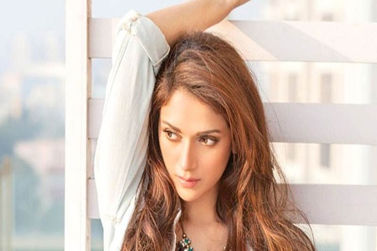 Aditi Rao Hydari loves to be in front of the camera all day