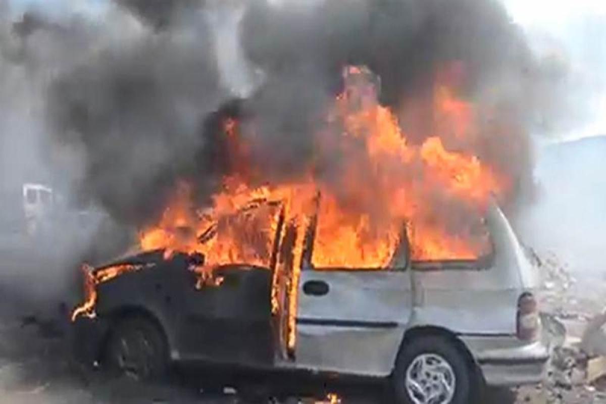 Car bombs target pro-government militia in Yemen, 10 dead
