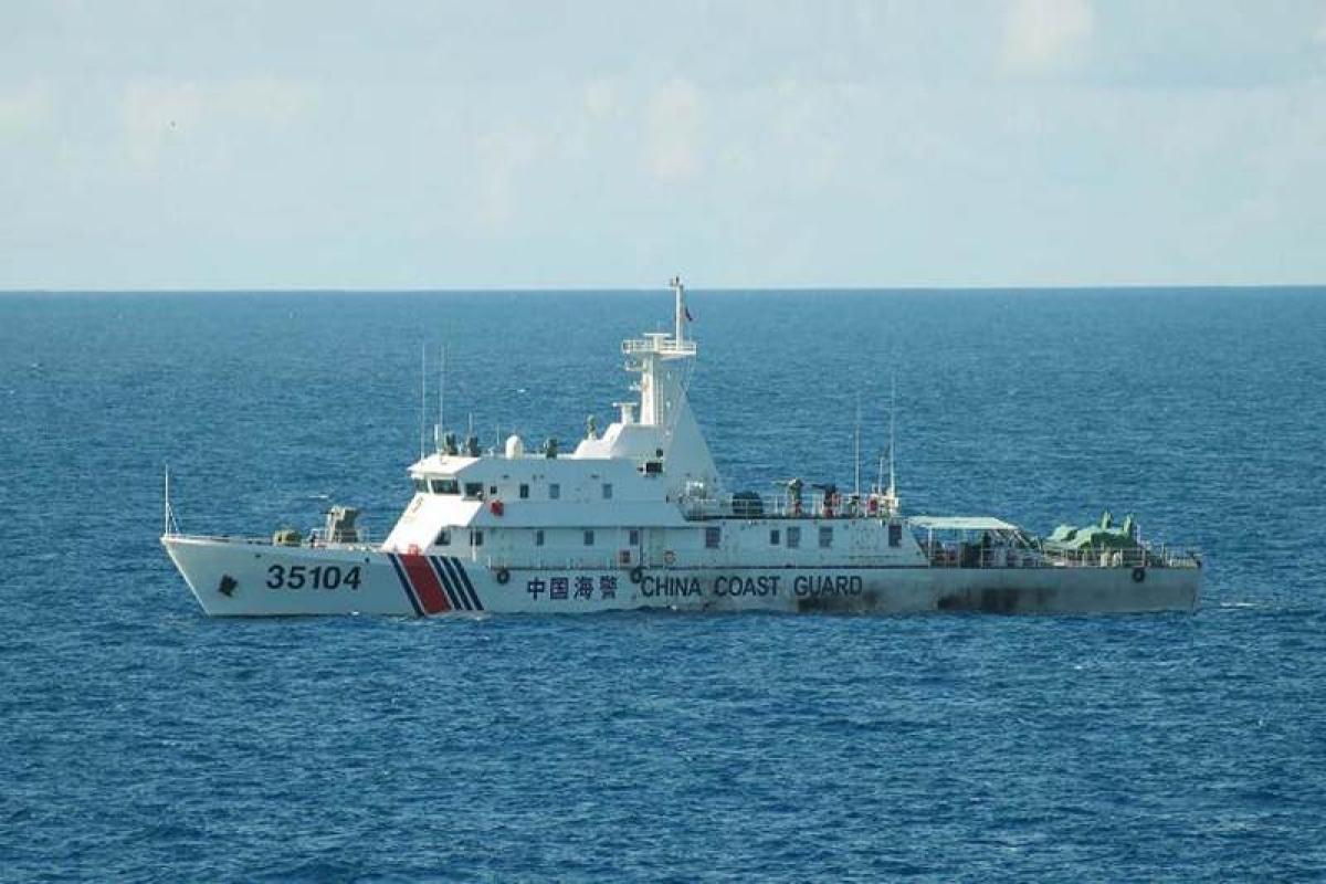 China installs radar in disputed waters: Japanese media