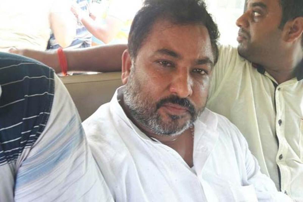 Expelled BJP leader Dayashankar released from Mau district jail