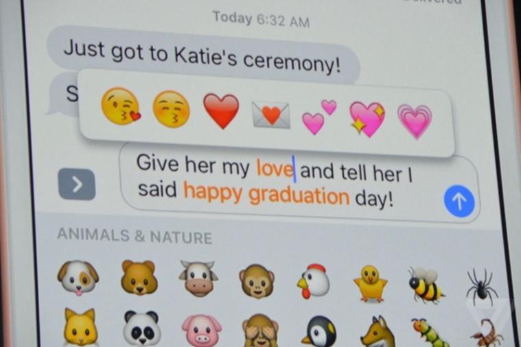 Apple brings gender equality in its emojis