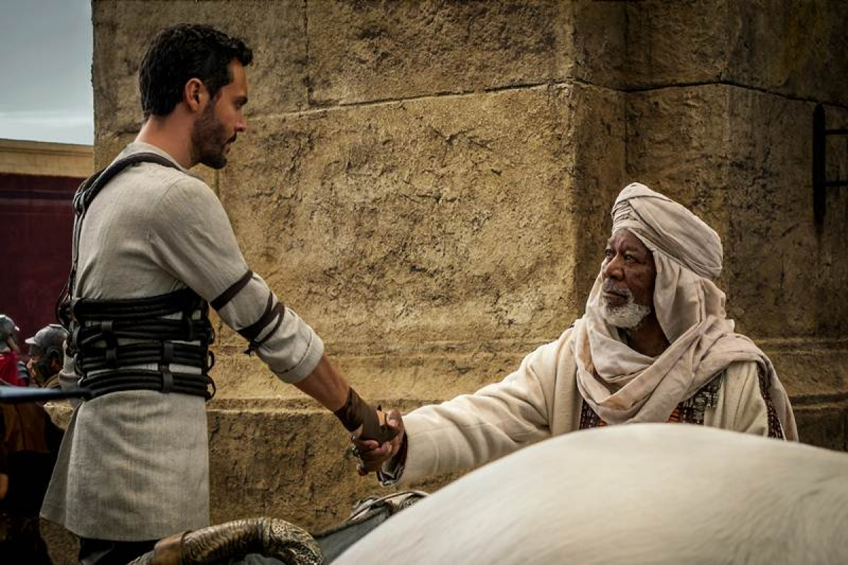 Ben Hur: A spectacle of the 'epic' kind