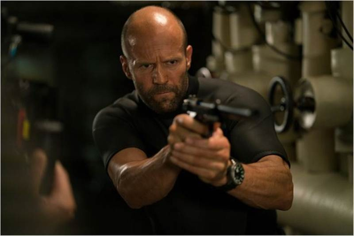 Mechanic Resurrection: Strictly for Statham fans