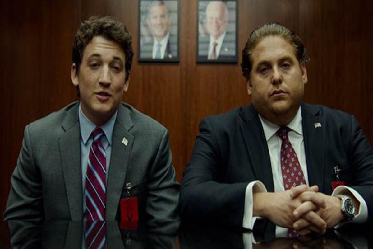 War Dogs: Cynical comedy