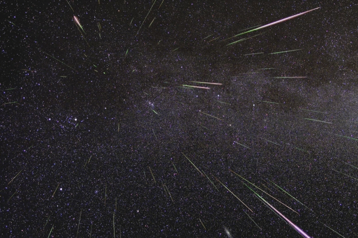 Don't miss this cosmic display of 'shooting stars' Friday