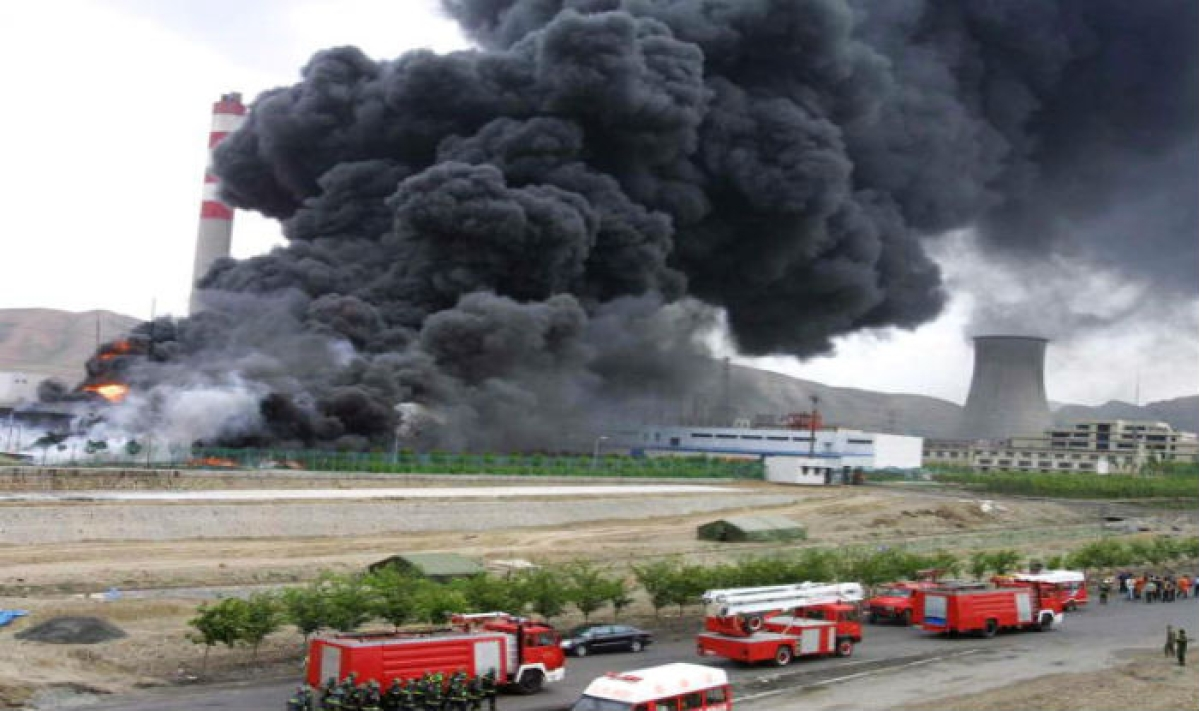 21 killed in explosion at power plant in China