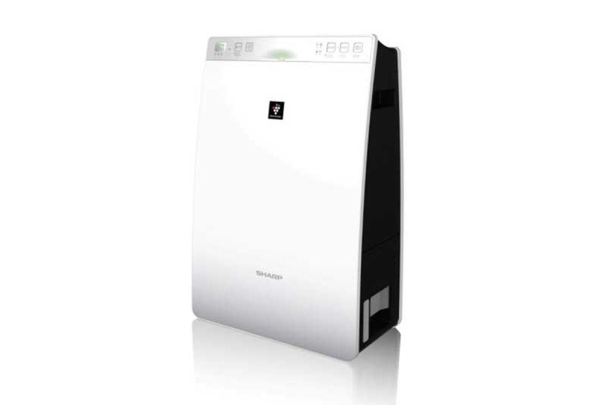 Sharp forays into indoor air purifier business
