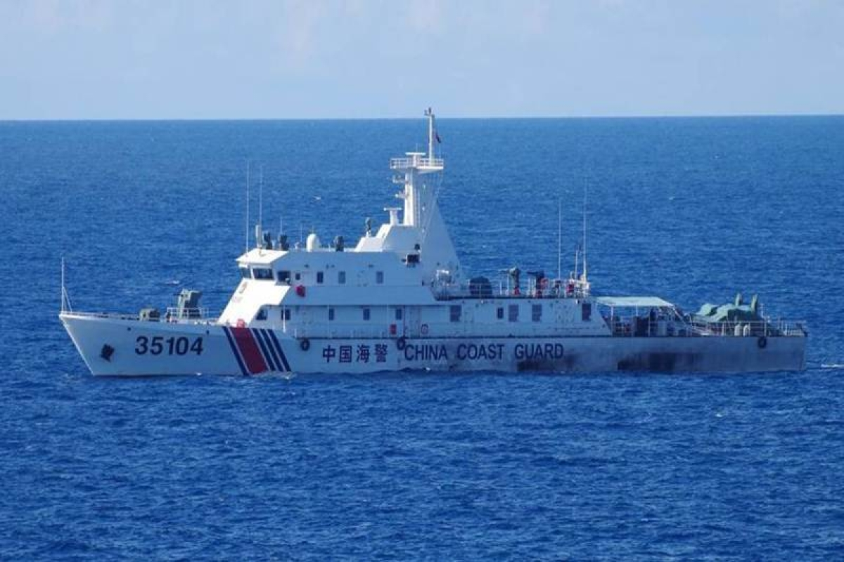 Japan summons Chinese envoys for fishing boats swarming around disputed islands