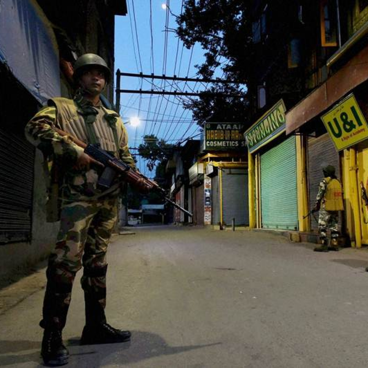 Four terrorists killed in an encounter broke with security forces in Jammu and Kashmir's Kulgam