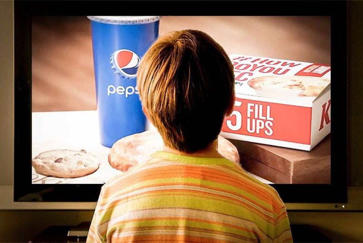 Junk food commercials trigger unhealthy choices among kids