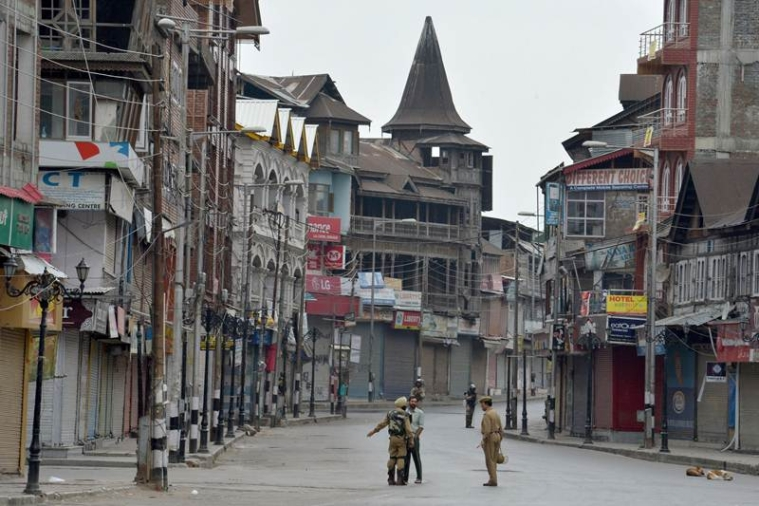 High schools open in Kashmir, students missing