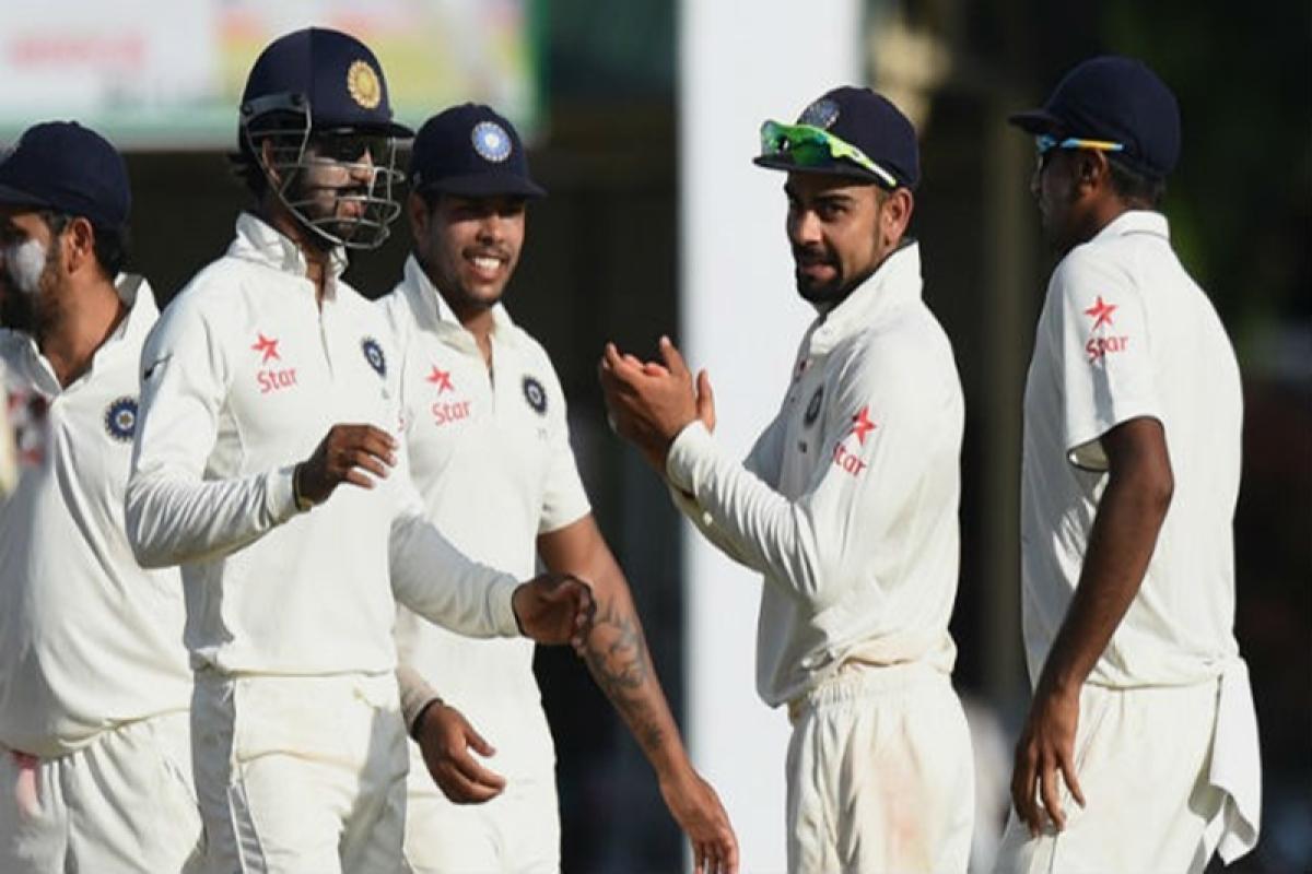India dethrone Australia as top-ranked Test nation