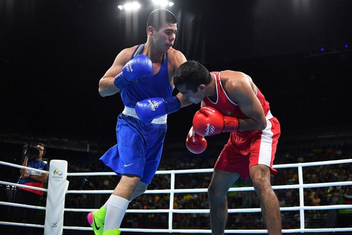 Vikas ousted, boxers sign off without medal at Olympics