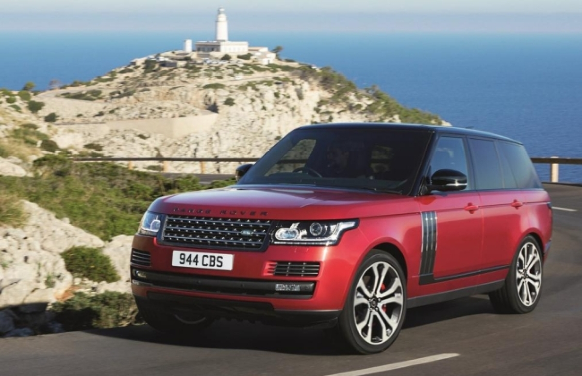 Range Rover: New Tech Upgrades And A New-Dynamic Trim
