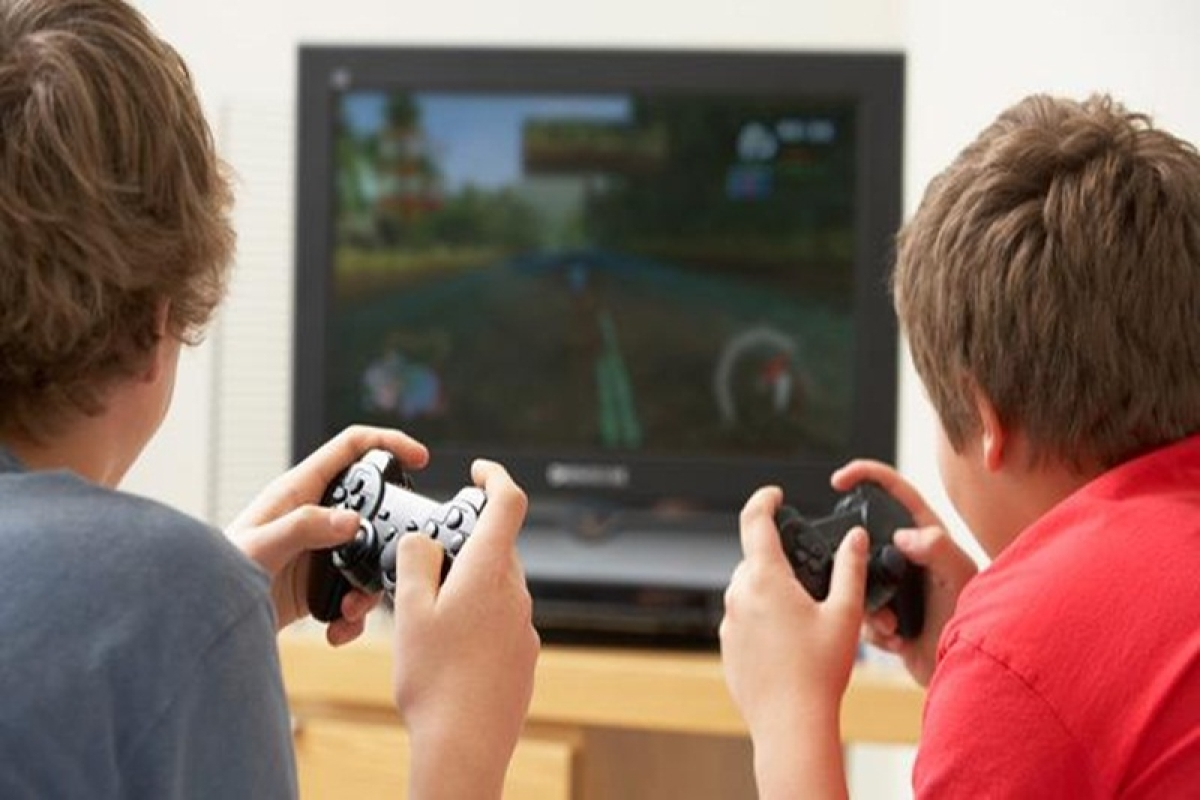 Online gaming may boost school grades: study